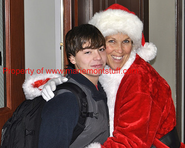 MJHS Teacher Appreciation Christmas