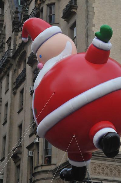 Big Man Santa Claus
