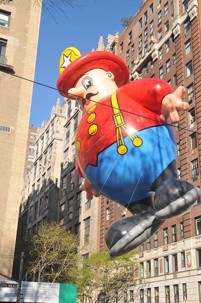 Harold The Fireman