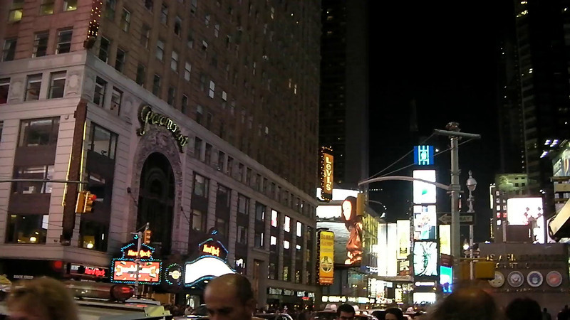 Another little taste of Times Square