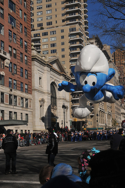 Clumsy Smurf