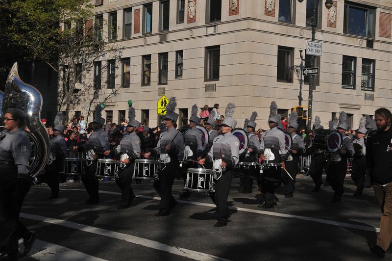 Plymouth-Canton Educational Park Marching Band, Canton, Michigan