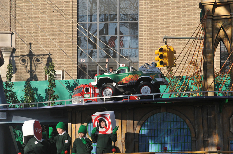 The Hess Truck