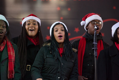 Macy's, Christmas, Washington Performing Arts Children of the Gospel Choir