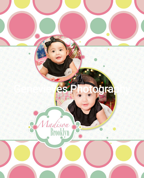 Madison1stChristmasCollage