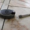 .. a broken key!