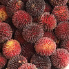 Rambutan with a difference.