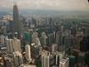 Kuala Lumpur, Malaysia, view from Petronas Twin Towers