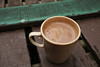 As part of the tour you get a free cup of Milo, a very popular drink made of Cocoa and Sugar.
