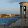 The Seige Bell of Malta commemerates the Seige of Malta between 1939 and 1945