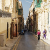Valletta is home to narrow streets