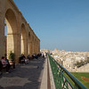 The balcony of the Upper Bakkara Gardens