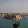 A view accross to Vittoriosa.