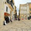 Valetta Street Scene