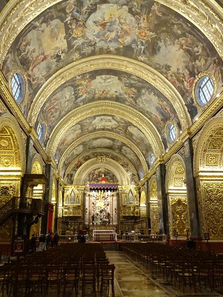 St John's Valletta
