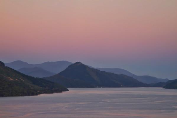 Marlborough Sound & Queen Charlotte