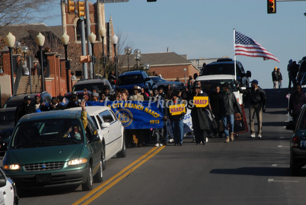 Martin Luther King Parade 2009