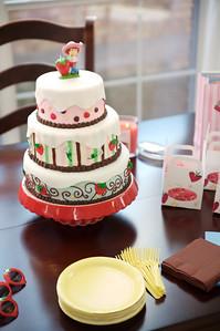 Mary's cake