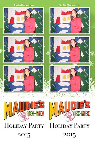 Maudie's Holiday Party