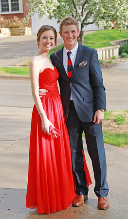 Max's Soph Prom  -  5/10/2014