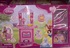 "1_TOP ITEM: Disney Princess Deluxe Royal Talking Kitchen (deluxe at Toys R Us, set w/appliances as shown at Walmart).  ""I'm too big for Dora kitchen now. Big girls are princesses."""