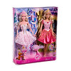 1_TOP ITEM: Barbie Entertainment Princess Ballerinas Clara and Genevieve (at ToysRUs.com)