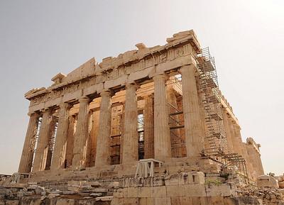 2008 Mediterranean Cruise: Athens