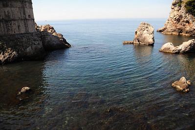 2008 Mediterranean Cruise: Dubrovnik, Croatia.