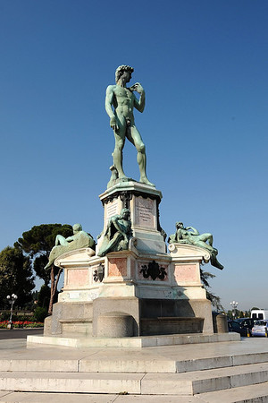 2008 Mediterranean Cruise: Florence, Pisa