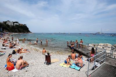 2008 Mediterranean Cruise: Napoli, Sorrento, Capri