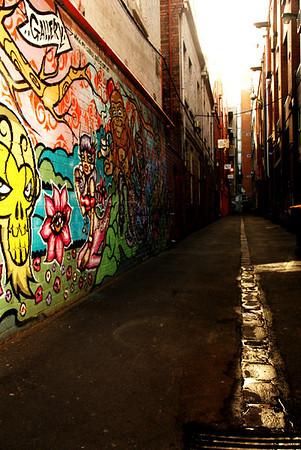 Melbourne December 2006