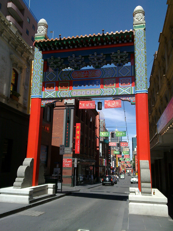 20101204_002 Chinatown 唐人街 Melbourne (Little Bourke Street)