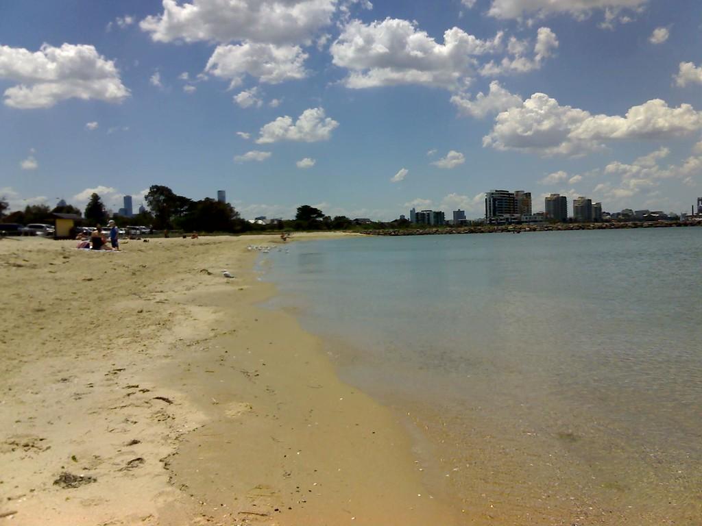 20071206_1225 Sandridge Beach (Port Melbourne)