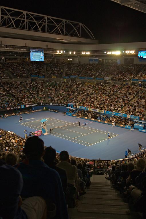 20080121_1464 Australian Tennis Open. Not long to go now. Unfortunately, Hewett lost.