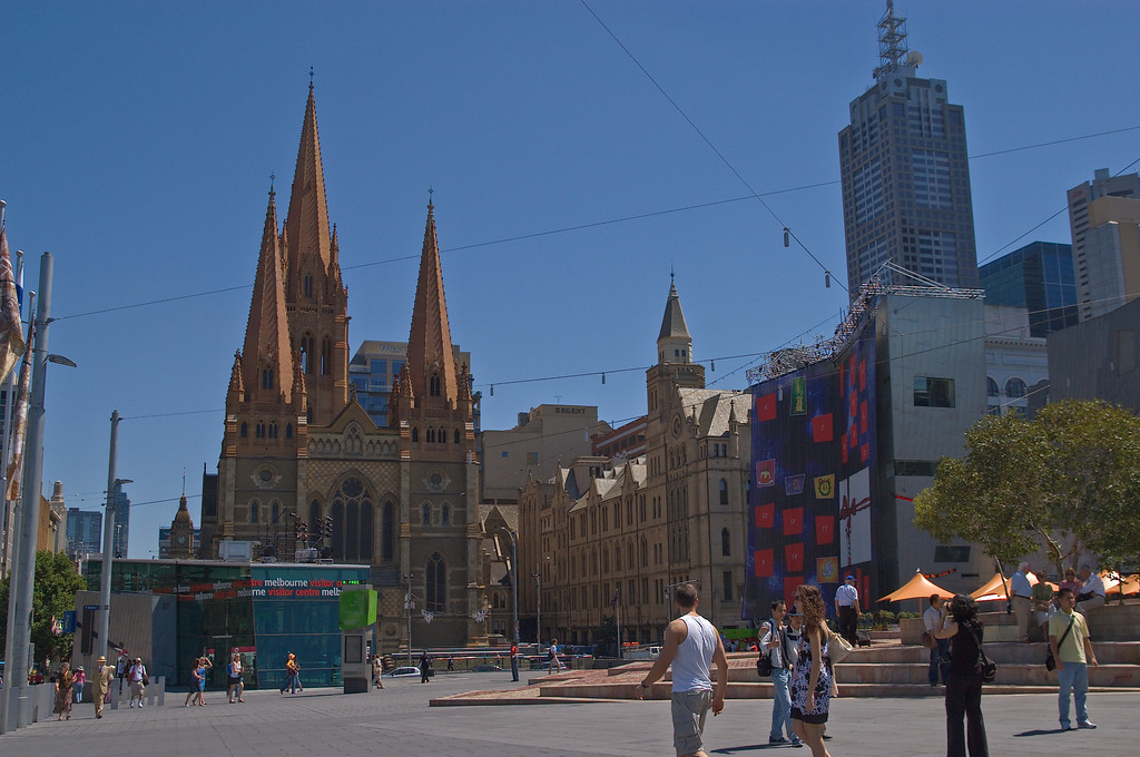 20071206_1125 Federation Square, Melbourne.