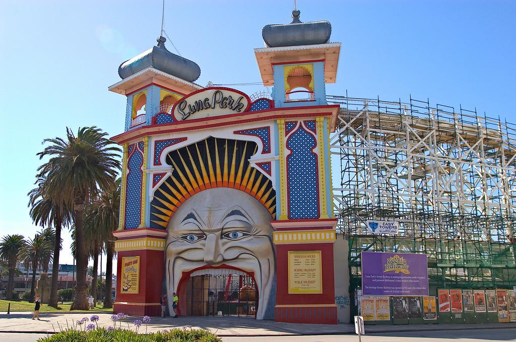 20080105_1398 Luna Park, Melbourne