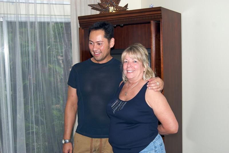 Tony & Pat