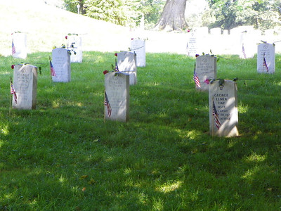 Memorial Day 2012 - Arlington Cemetery
