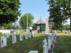 "What mean ye by these stones? (Joshua 4:6)<br /> <br /> 2012 Memorial Day ceremony at Oakridge Cemetery in Goshen, Indiana<br /> <br /> Article about the 2012 Memorial Day activities in Goshen: <a href=""http://goshennews.com/breakingnews/x1647287978/Several-events-marked-Memorial-Day-in-Goshen"">http://goshennews.com/breakingnews/x1647287978/Several-events-marked-Memorial-Day-in-Goshen</a>"