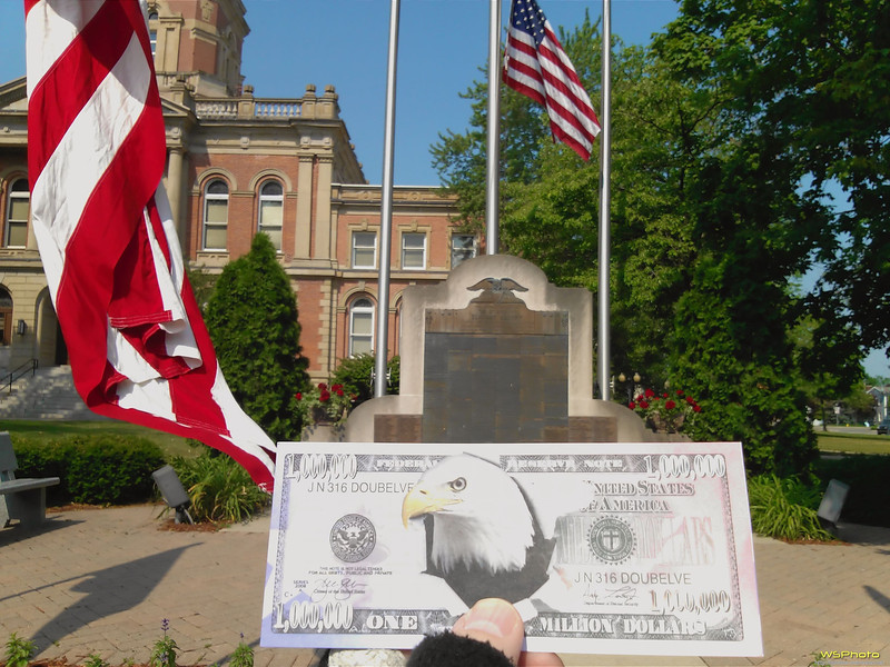 """Goshen War Memorial<br /> What mean ye by these stones? (Joshua 4:6)<br /> <br /> Their sacrifice & God's mercy & grace and the sacrifice of His Son are what enable me to hand out these Gospel tracts on this Memorial Day! Glory to you Lord!<br /> <br /> Article about the 2012 Memorial Day activities in Goshen: <a href=""""http://goshennews.com/breakingnews/x1647287978/Several-events-marked-Memorial-Day-in-Goshen"""">http://goshennews.com/breakingnews/x1647287978/Several-events-marked-Memorial-Day-in-Goshen</a>"""
