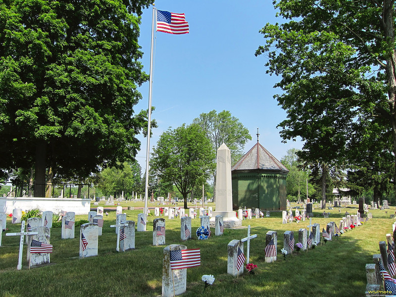 """What mean ye by these stones? (Joshua 4:6)<br /> <br /> 2012 Memorial Day ceremony at Oakridge Cemetery in Goshen, Indiana<br /> <br /> Article about the 2012 Memorial Day activities in Goshen: <a href=""""http://goshennews.com/breakingnews/x1647287978/Several-events-marked-Memorial-Day-in-Goshen"""">http://goshennews.com/breakingnews/x1647287978/Several-events-marked-Memorial-Day-in-Goshen</a>"""