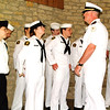 Debbie Blank | The Herald-Tribune<br /> The youngest U.S. Naval Sea Cadet Corps Flying Tigers Squadron members attended the Memorial Day ceremony under the watchful eyes of several adults.