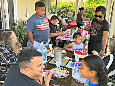 Memorial Day 2018 Family BBQ