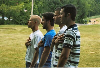 PABC Young Men -  Memorial Day 2007