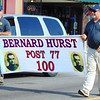 Debbie Blank | The Herald-Tribune<br /> One hundred consecutive parades takes a lot of coordinating by Brookville American Legion members.