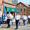 Debbie Blank | The Herald-Tribune<br /> A few Sons of the American Legion Post 77 wave to friends in the crowd.