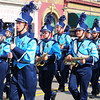 Debbie Blank | The Herald-Tribune<br /> The band uniforms were probably hot enough at the parade's 9 a.m. start. Luckily, the procession was over with before the holiday really heated up.