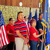 Debbie Blank | The Herald-Tribune<br /> Many patriotic groups took part in Batesville's Memorial Day ceremony.