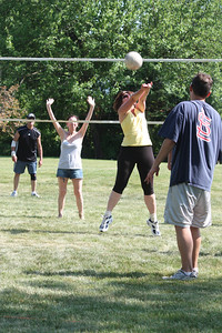 20120527 Annual (Day before Memorial DAY) Volleyball & Cookout