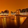 Memorials in DC on Memorial Day